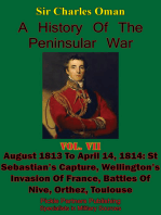 A History of the Peninsular War, Volume VII