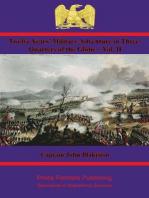 Twelve Years' Military Adventure in Three-Quarters of the Globe – Vol. II