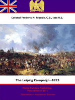 The Leipzig Campaign - 1813
