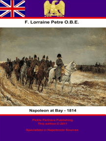 Napoleon at Bay – 1814