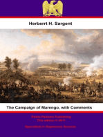 The Campaign of Marengo, with Comments.
