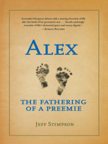 Alex: The Fathering of a Preemie