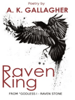 The Raven King (a poem from Godless I)