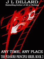 Any Time, Any Place (The Pleasure Principle Series) Book 2