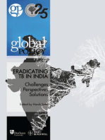 Eradicating TB in India: Challenges, Perspectives and Solutions