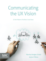 Communicating the UX Vision