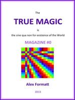 The True Magic Magazine #0
