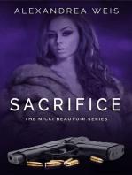 Sacrifice The Nicci Beauvoir Series Book 3