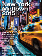 New York / Midtown - 2015 (The Food Enthusiast's Complete Restaurant Guide)