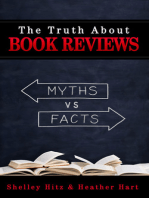 The Truth About Book Reviews