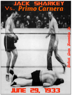 Jack Sharkey Vs. Primo Carnera June 29, 1933