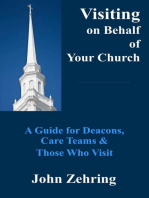 Visiting on Behalf of Your Church