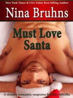 Must Love Santa, the Steamy Version