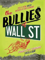 The Bullies of Wall Street
