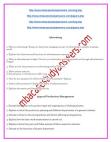 XAVIER ANSWER SHEETS. MBA.EMBA.DMS. ARAVIND 9901366442.doc