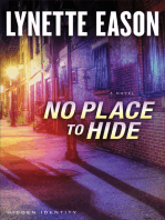 No Place to Hide (Hidden Identity Book #3)