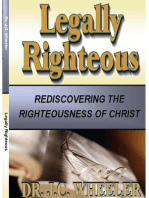 Legally Righteous