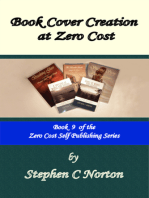 Book Cover Creation at Zero Cost