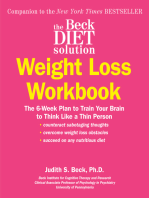 The Beck Diet Solution Weight Loss Workbook: The 6-Week Plan to Train Your Brain to Think Like a Thin Person