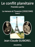 La menace et l'invasion (1920/1940) - Tome 2