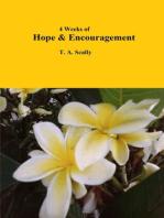 4 Weeks of Hope & Encouragement