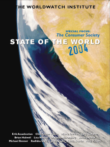 State of the World 2004: Special Focus: The Consumer Society