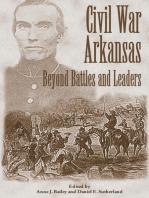 Civil War Arkansas