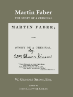 """Martin Faber: The Story of a Criminal with """"Confessions of a Murder"""""""