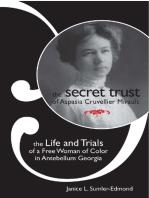 The Secret Trust of Aspasia Cruvellier Mirault