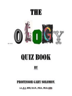 The ...ology Quiz Book