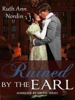 Ruined by the Earl