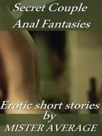 Secret Couple Anal Fantasies