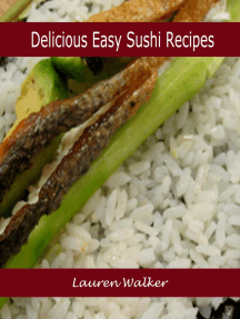 Delicious Easy Sushi Recipes