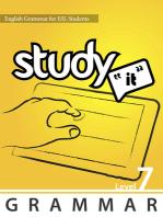 Study It Grammar 7 eBook