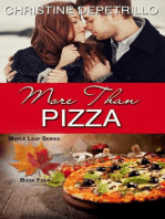 More Than Pizza (The Maple Leaf Series, #4)