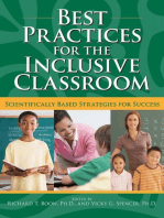 Best Practices for the Inclusive Classroom