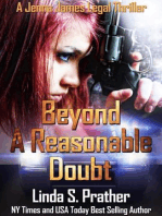 Beyond A Reasonable Doubt (Jenna James Legal Thrillers, #1)