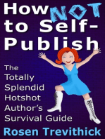 How Not to Self-Publish