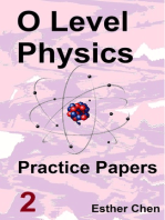 O level Physics Questions And Answer Practice Papers 2