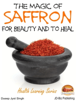 The Magic of Saffron