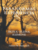 Paranormal Experiences