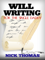 Will Writing For The Single Daddy