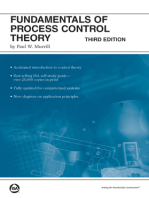 Fundamentals of Process Control Theory, 3rd Edition