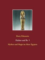 Hathor und Re I