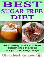 Best Sugar Free Diet