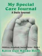 My Special Care Journal