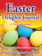 Easter Delights Journal
