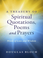 A Treasury of Spiritual Quotations, Poems and Prayers