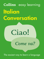 Easy Learning Italian Conversation