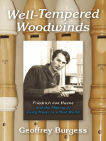 Well-Tempered Woodwinds